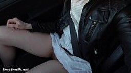 Jeny Smith no panties upskirts fetish