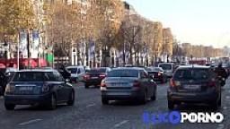 Mya parisienne et hôtesse de l'air - FULL VIDEO