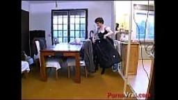 Femme de menage humiliee et abusee squirt  !! French amateur
