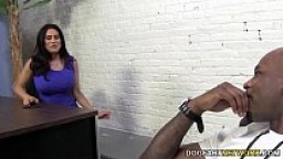 Sheila Marie & Alana Rains receive anal fucking