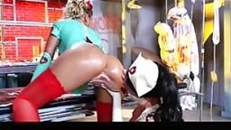Lesbian Nurses p1