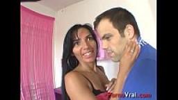 Mature forte libido a super envie de baiser !! French amateur