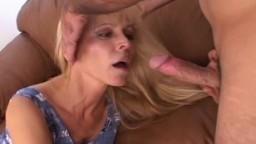 Horny cougar slut Nicole Moore