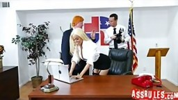 Lunas Visit to the Presidential Anal Office
