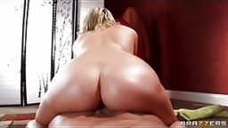 Mia Malkova VS Alexis Texas - Riding Battle #1 (No Music)