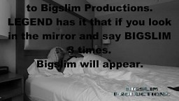 Mz. Beautidoll summoned the ghost of Bigslim. Ghosts like to fuck when summoned