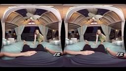 Anal Sex With Ella Nova (VR)