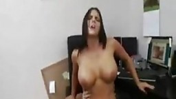 Mackenzee Pierce Office Anal Sex